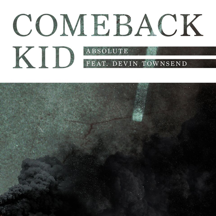 Comeback Kid Announce New LP, Share 'Absolute' with Devin Townsend