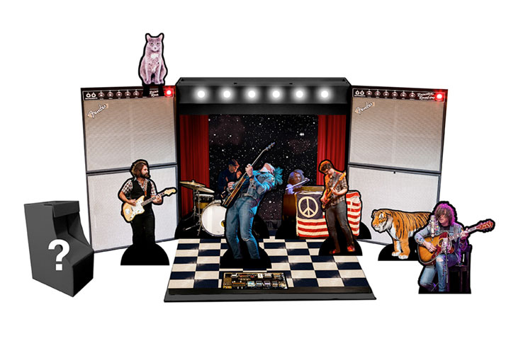 Ryan Adams's 'Prisoner' Box Set Is Seriously Over-the-Top and Even Includes an Action Figure Play Set