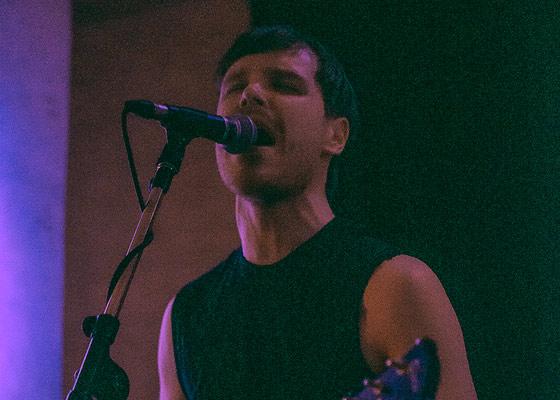 Steve Adamyk Band The Diefenbunker, Ottawa ON, February 4
