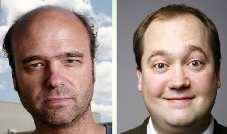 Adsit & Lutz Comedy Bar, Toronto ON, October 18