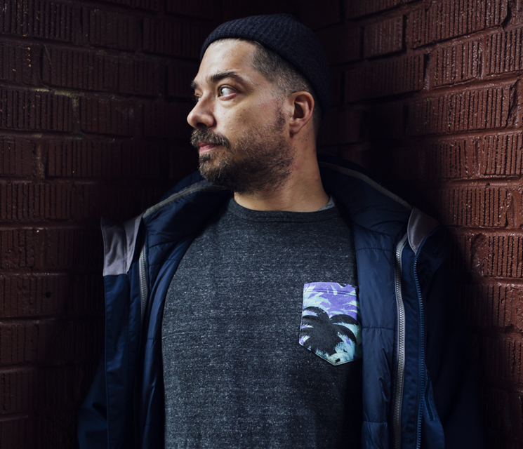 Aesop Rock Faces Demons on 'The Impossible Kid'