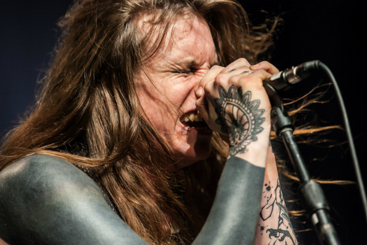 Against Me!'s Laura Jane Grace The Exclaim! Questionnaire