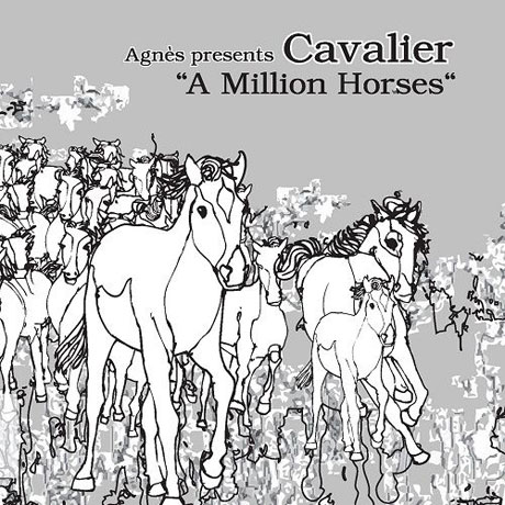Agnes presents Cavalier A Million Horses