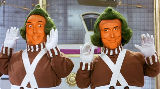 """Weird Al"" Yankovic to Play the Oompa Loompas in 'Willy Wonka'"