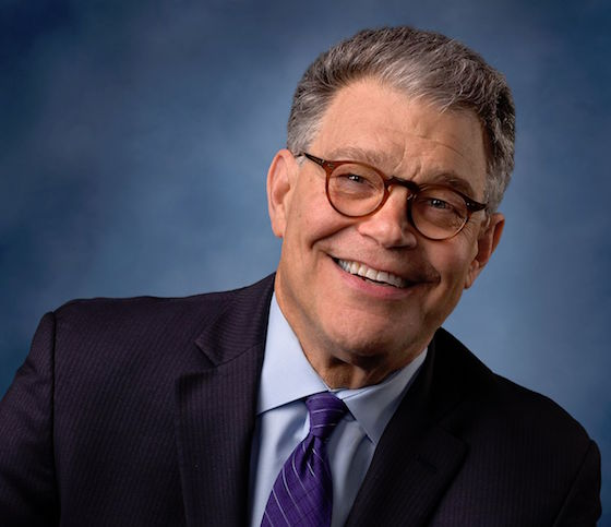 Al Franken Accused of Sexual Misconduct by Another Woman
