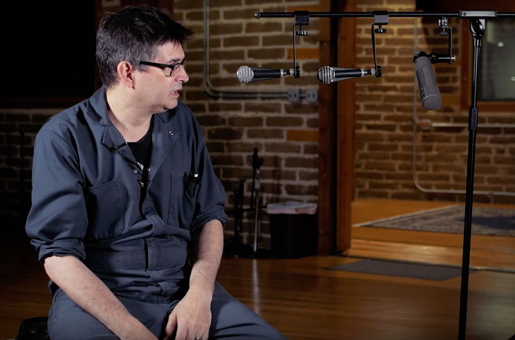 Steve Albini to Auction Microphones from Nirvana's 'In Utero' Sessions