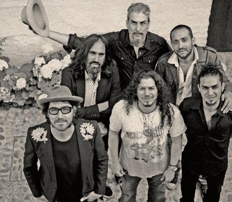 Howe Gelb & A Band of Gypsies Alegrias