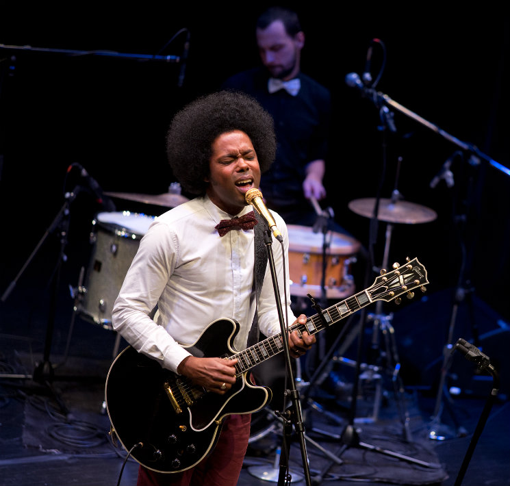 Alex Cuba Jane Mallett Theatre, Toronto ON, October 27