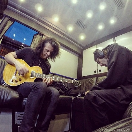 Lamb of God's Randy Blythe and Testament's Alex Skolnick Working on New Music Together