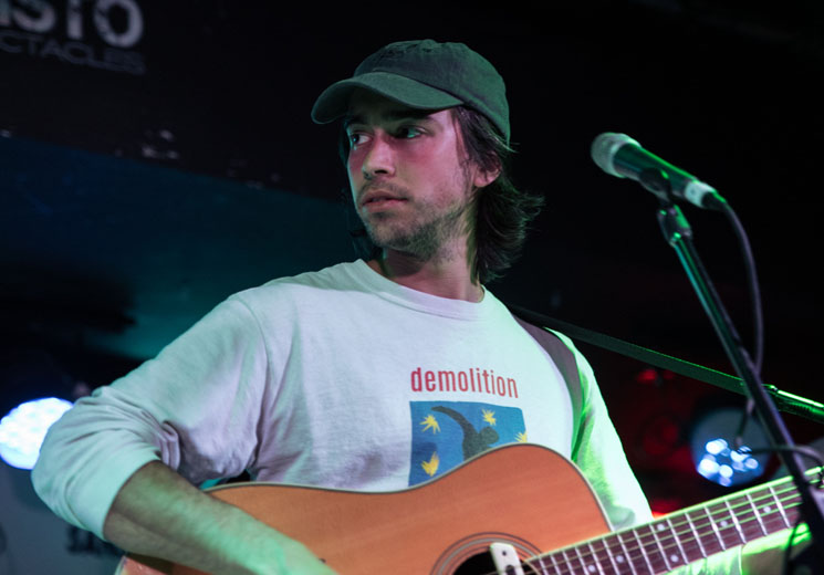 (Sandy) Alex G Changes Name Back to Alex G