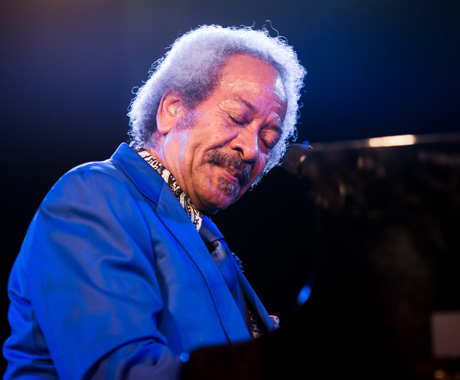 R&B Legend Allen Toussaint Passes Away