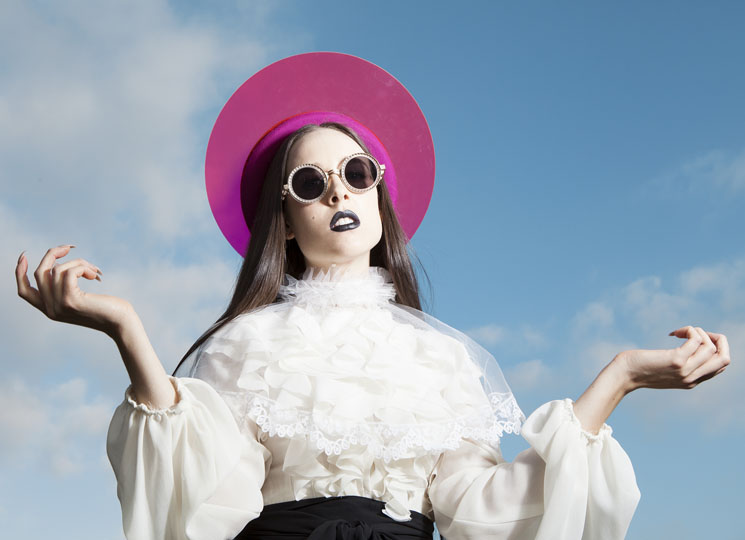 Allie X Quits Writing Hits For Others and Charts Her Own Path on 'CollXtion II'
