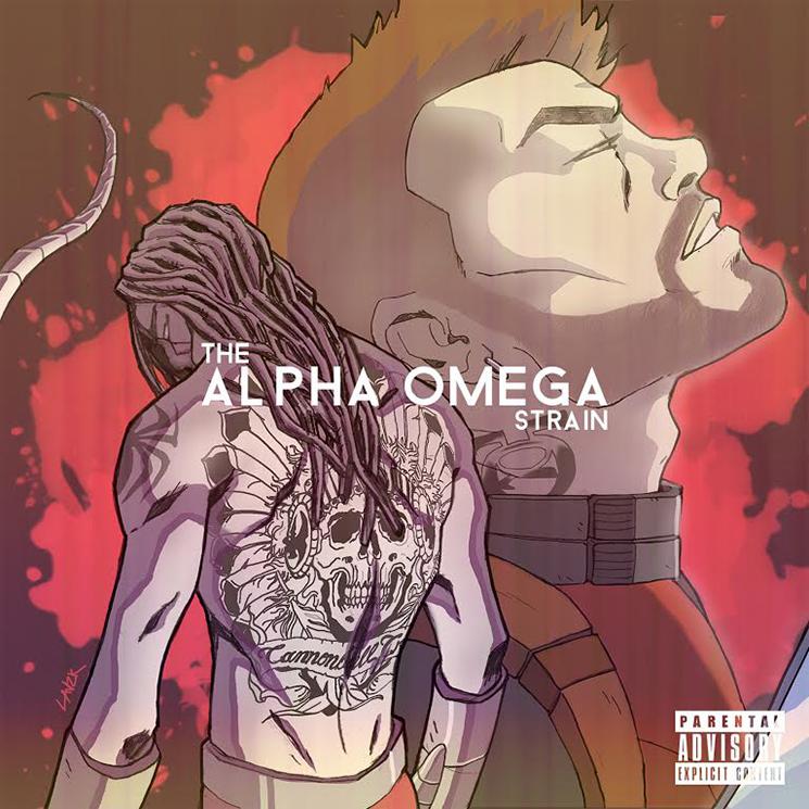 Alpha Omega Announce 'The Strain' EP