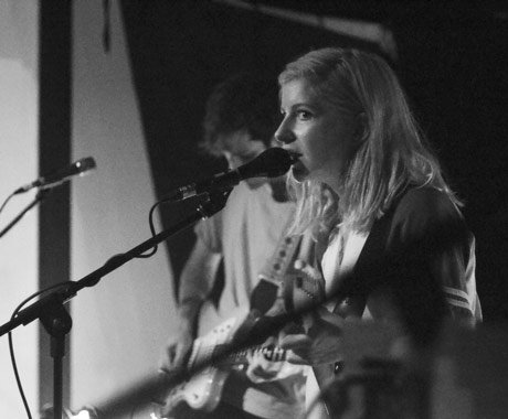 Alvvays La Vitrola, Montreal QC, August 16
