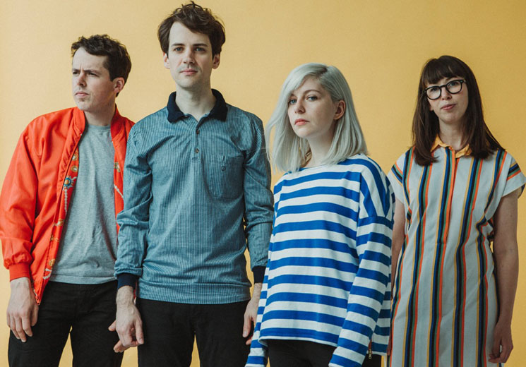 Alvvays / Napster Vertigo Mod Club Theatre, Toronto ON, December 12