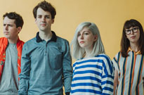 Watch Alvvays Perform Two New Songs at Their First Show Since 2020