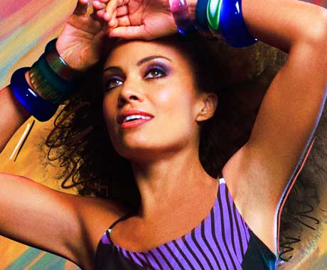 Amel Larrieux Groove, In Theory