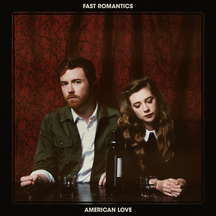 Fast Romantics Detail 'American Love' LP