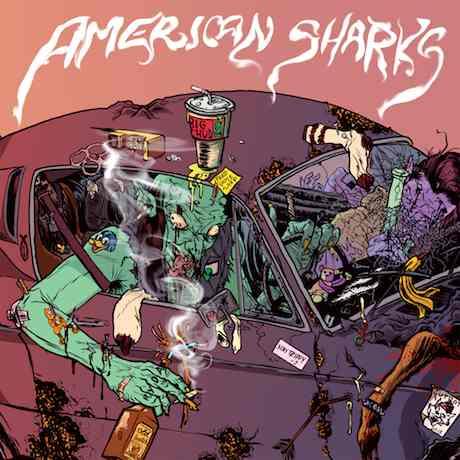 American Sharks American Sharks