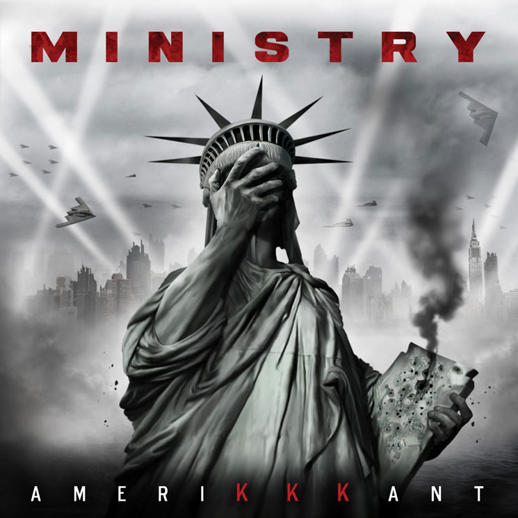 Ministry Return with 'AmeriKKKant' LP, Plot North American Tour