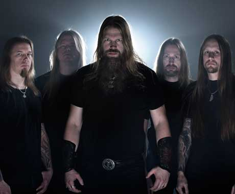 Amon Amarth Go All In