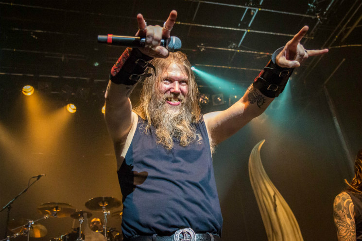 Amon Amarth / Entombed A.D. / Exmortus Metropolis, Montreal QC, April 29