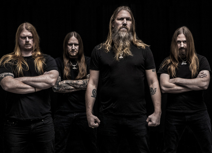 Amon Amarth Get Conceptual on 'Jomsviking'