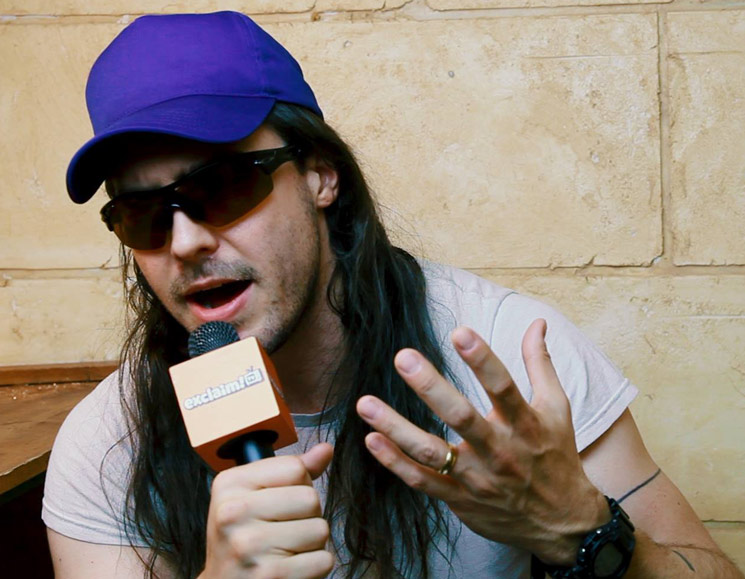 Andrew W.K. Explains His History with Death Metal and Obituary