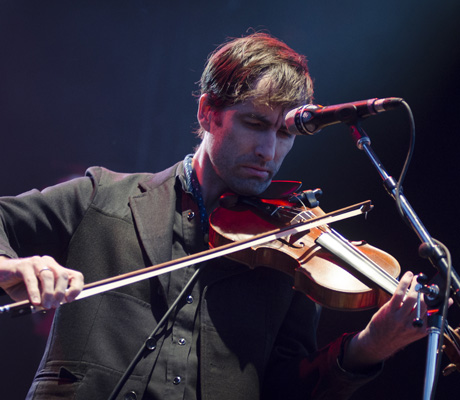 Andrew Bird River Stage, LeBreton Flats, Ottawa ON, July 5