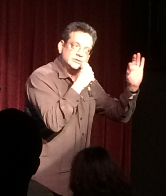 Andy Kindler / Chris James / Dino Archie Comedy MIX, Vancouver BC, February 13