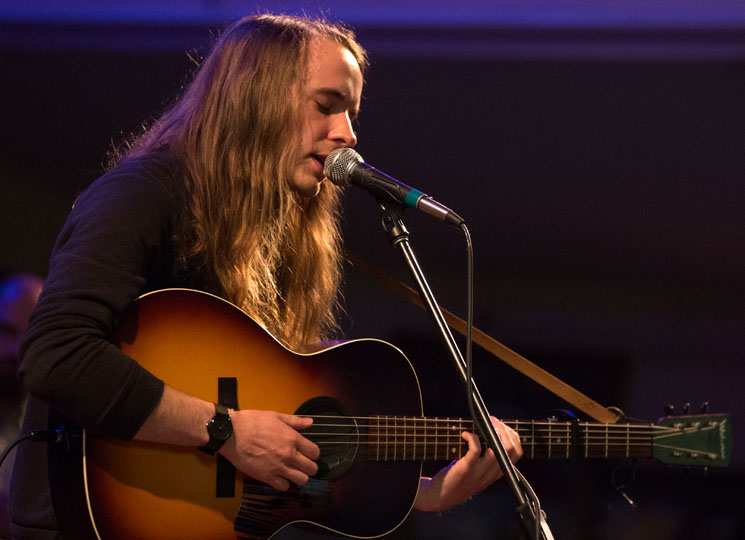 Andy Shauf St. Matthew's United Church, Halifax NS, July 14