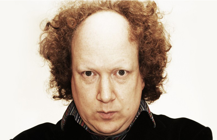 Andy Zaltzman John Candy Box Theatre, Toronto ON, October 22