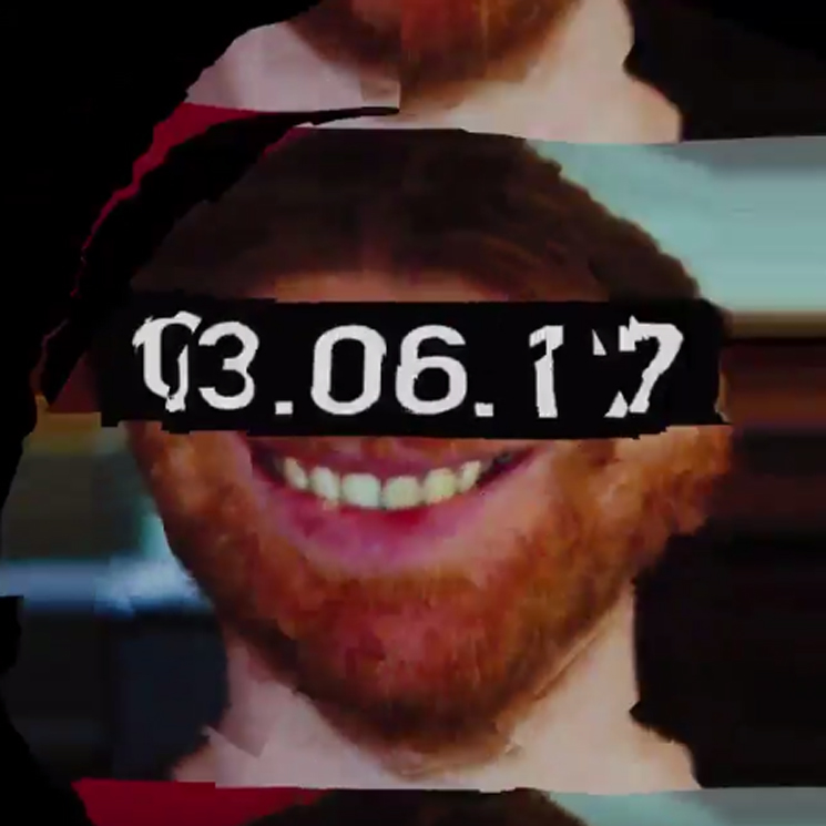 Aphex Twin Shares Cryptic Teaser Hinting at June Announcement