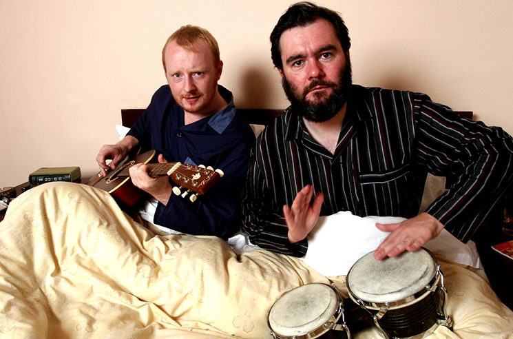 Arab Strap Confirm Reunion for 20th Anniversary Shows