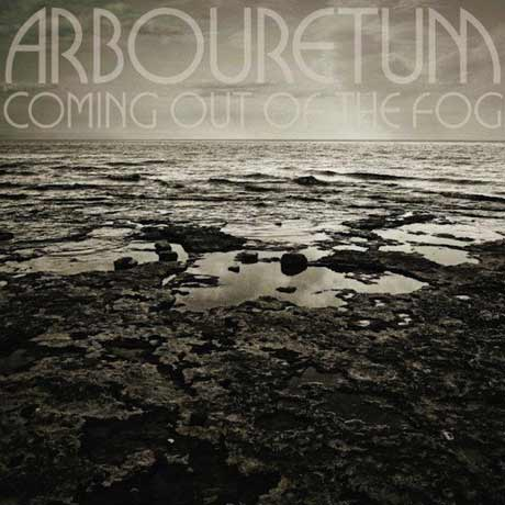 Arbouretum Coming Out of the Fog