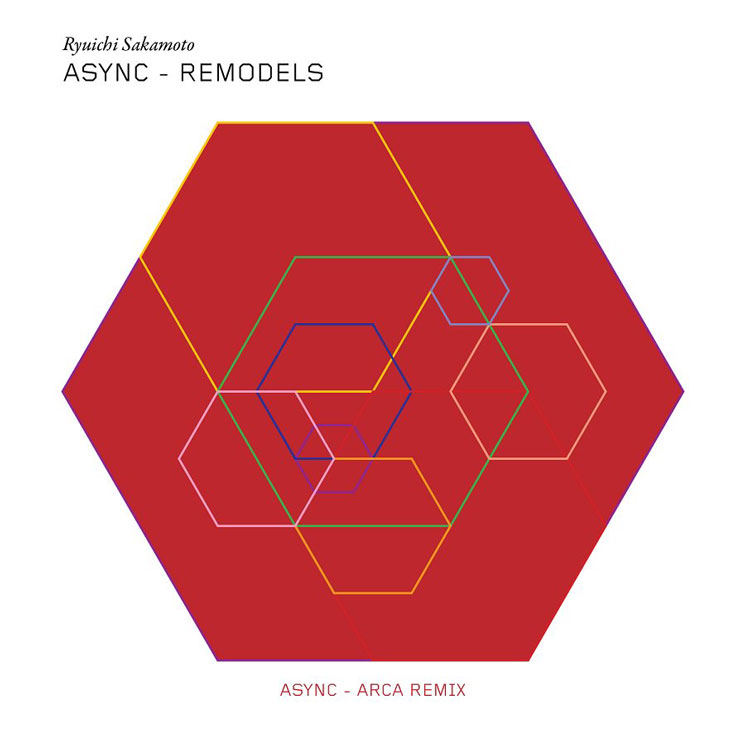 "Ryuichi Sakamoto ""async"" (Arca remix)"