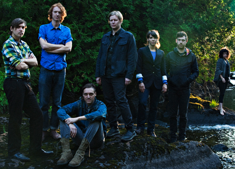 Arcade Fire Hate On Stephen Harper, Encourage Canadians to Vote