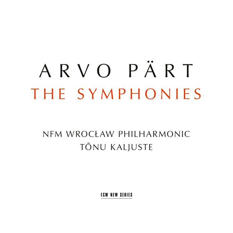 Arvo Pärt The Symphonies