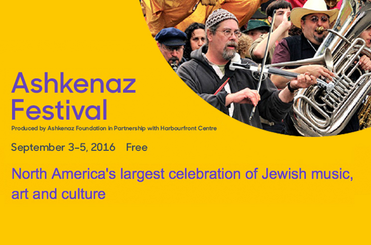 Toronto's Ashkenaz Festival Returns to Harbourfront Centre