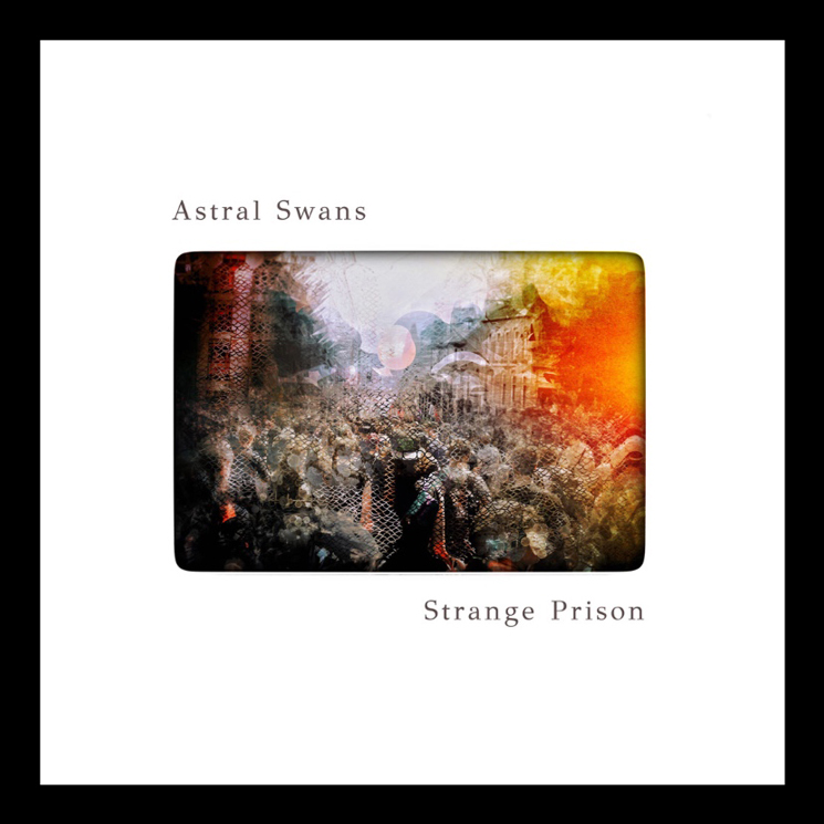 Astral Swans Returns with 'Strange Prison'