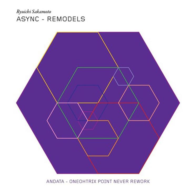 """Ryuichi Sakamoto """"Andata"""" (Oneohtrix Point Never rework)"""