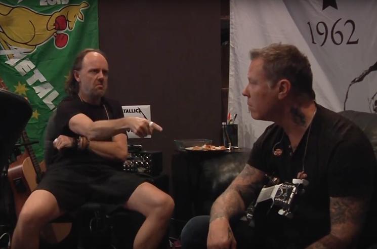 "Metallica ""Atlas, Rise!"" (video)"