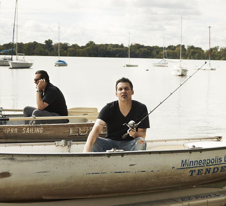 Atmosphere Explain the Very Literal Meaning Behind Their 'Fishing Blues'