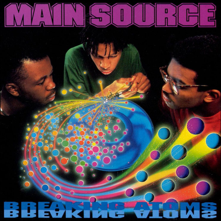 Main Source Announce 'Breaking Atoms' Anniversary Show and Vinyl Reissue