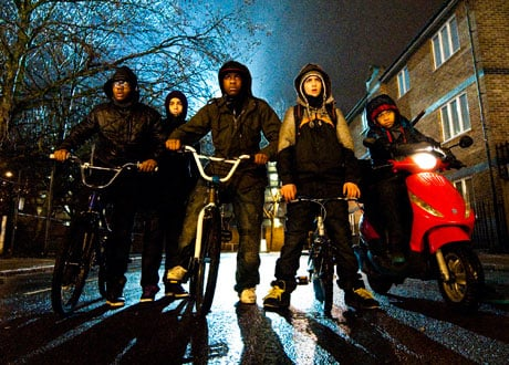 Attack the Block Joe Cornish