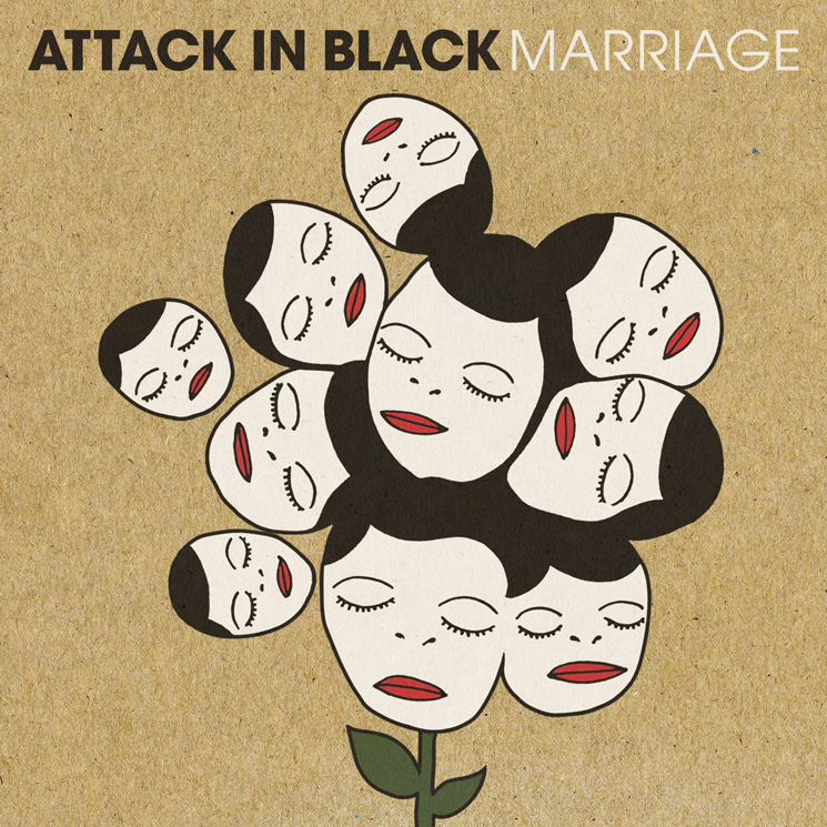 Attack in Black Unveil 10th Anniversary 'Marriage' Reissue