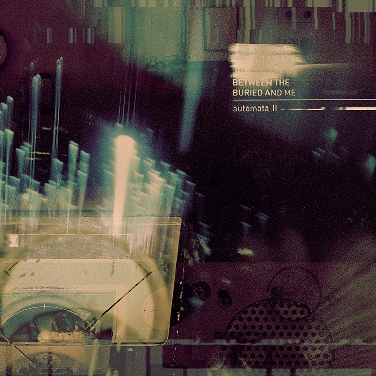 Stream Between the Buried and Me's 'Automata II'