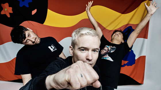 ​The Avalanches Start Recording Third Album
