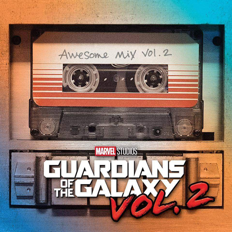 'Guardians of the Galaxy Vol. 2' Gets Another Appropriately Awesome Soundtrack