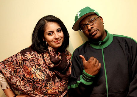 DJ Jazzy Jeff and Ayah Back For More